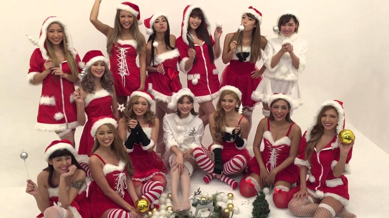 Merry Christmas from CYBERJAPAN DANCERS!! - YouTube