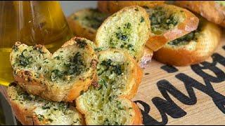Usa tus panes duros y prepara pan al ajo!!!