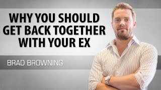 You your back Should get ex girlfriend with