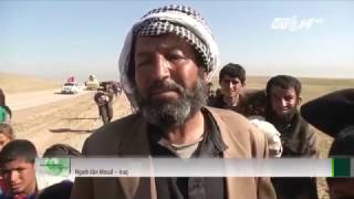 (VTC14)_Mỹ và liên minh chống IS lạc lối tại Mosul