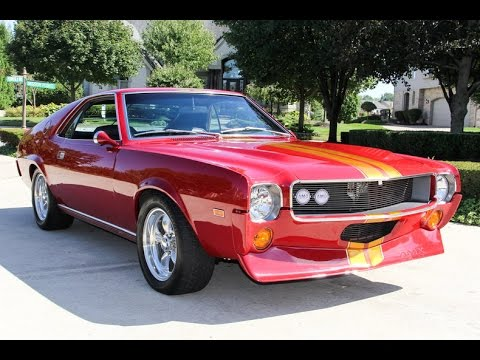 1969 amc amx for sale youtube. Black Bedroom Furniture Sets. Home Design Ideas