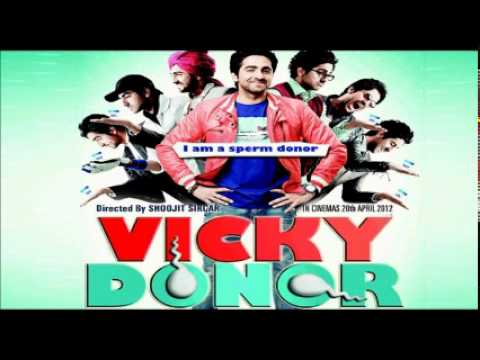 Vicky Donor Movie