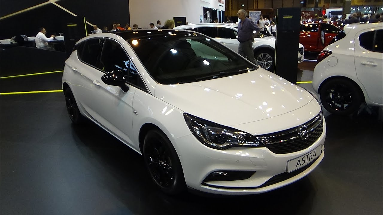 2018 opel astra dynamic my 18 5 1 4 turbo 125 exterior. Black Bedroom Furniture Sets. Home Design Ideas