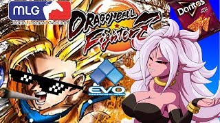 MLG Dragon Ball Fighterz (Edgy edition)