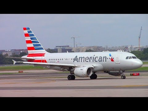 Amazing Plane Spotting at Ronald Reagan National Airport | August 28, 2017