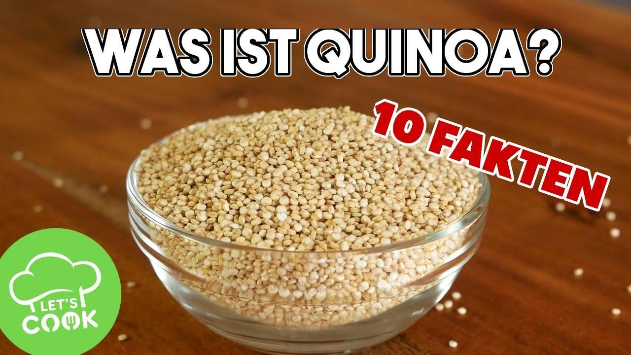 Quinoa Samen zur Gewichtsreduktion