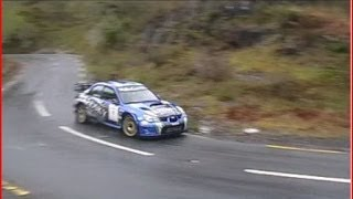 killarney rally of the lakes 2014 day 1 molls gap stage highlights