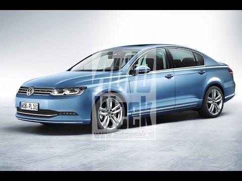 Journaal - Nieuwe VW Passat - storm in D-segment
