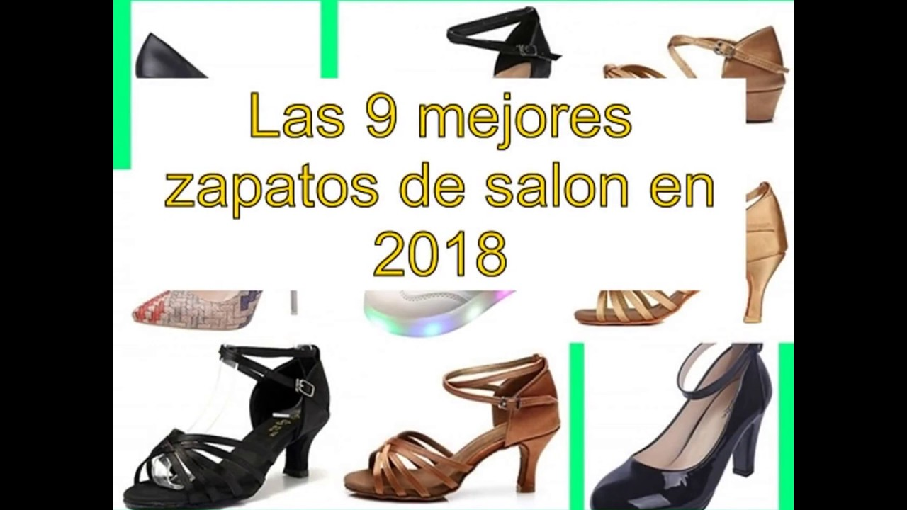 f3bdbb153b7e9 Las 9 mejores zapatos de salon en 2018 - YouTube