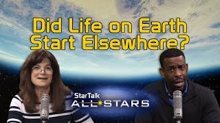 Did Life on Earth Start Elsewhere?