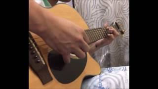 Tales of Zestiria ED - Guitar Fingerstyle Guitar arrangement by Mar...