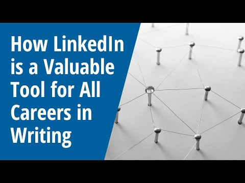 How LinkedIn Is a Valuable Tool for All Careers in Writing: INSIDE AWAI