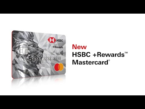 HSBC +Rewards Mastercard