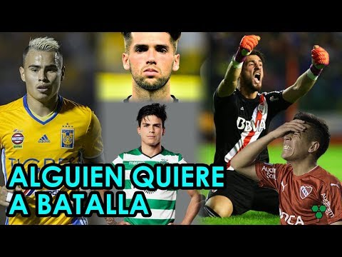 GALLARDO pidió a ZELARAYAN + SILVA o MÁS + ¿BATALLA a ATLÉTICO TUCUMÁN? + BARCO a la MLS, estancado