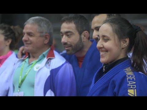 اليابانية توناكي فونا تفوز بالذهبية في سباق بودتباست الكبير للجودو …  - 01:53-2019 / 7 / 13
