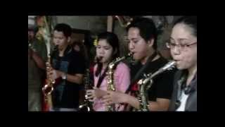 Selamat Hari lebaran - Cover By Rumah Tiup Tina Saxophone