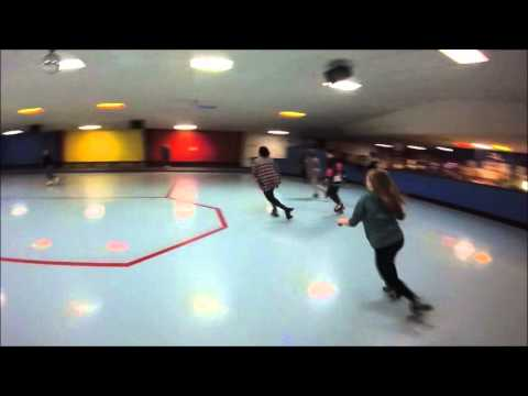 After Hours Bounce Skating at Athens Skate Inn