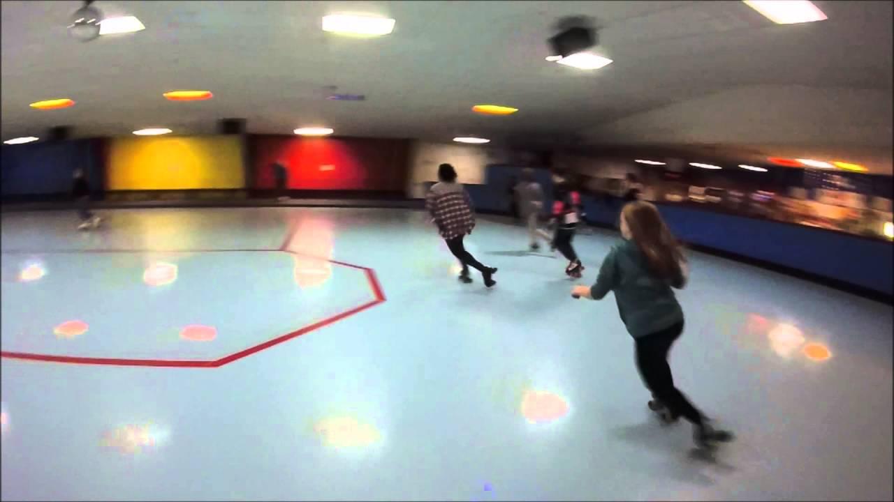 Roller skating vaughan - After Hours Bounce Skating At Athens Skate Inn