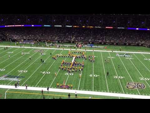 St. Augustine Marching  Saints Game