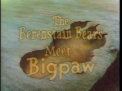 The Berenstain Bears Meet Bigpaw - full NBC television Thanksgiving special (1980)