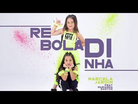 Marcela Jardim feat Marianna Santos – REBOLADINHA