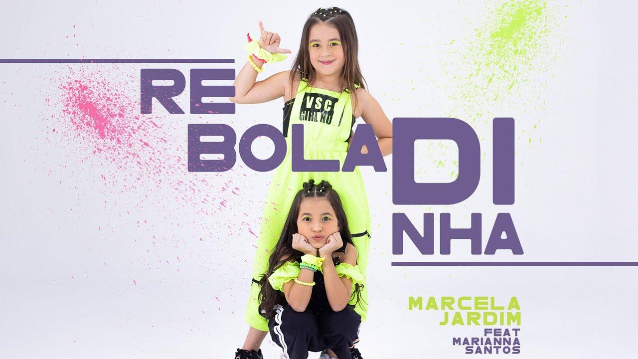 Marcela Jardim feat Marianna Santos - REBOLADINHA (Clipe Oficial)
