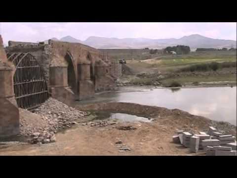 Traveling Through Eastern Turkey: Cobandede Bridge and Obsidian Rocks