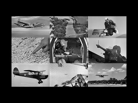 Air Reconnaissance and Observation for World War 2 Airmen (1943- Restored)