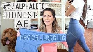 The TRUTH About Alphalete Revival Leggings...