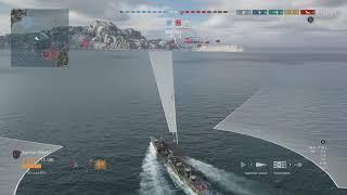 Gotta Learn! (World of Warships Legends Xbox One X)