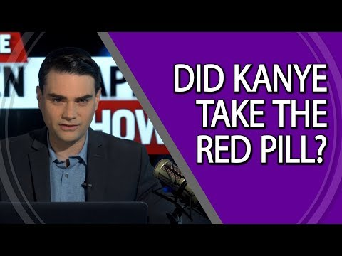 Did Kanye Take The Red Pill?