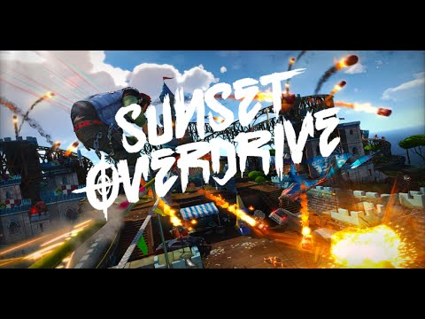 Crafting Weapons All to Impress a Girl Sunset Overdrive Playthrough Part 22