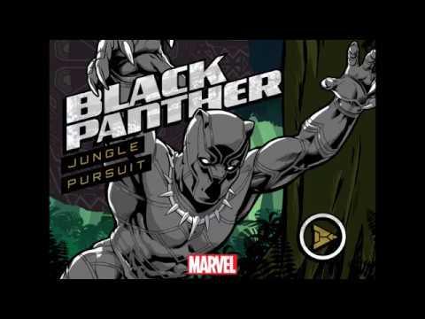 Pantera Negra – Jungle Pursuit