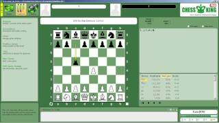 Tutorial #18: Learn with the Opening Tree in Chess King
