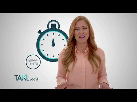 Fast Help for Small Jobs with Takl