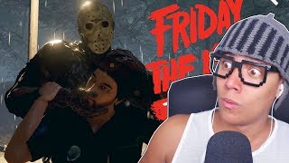 PIROMANÍACO - Friday the 13th the Game