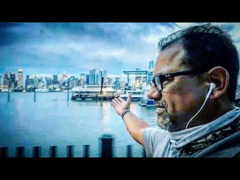 New York City Skyline & Tour Of Weehawken, NJ  @ Sunset 🌇  — Average Guy Tested #LIVE #APPROVED