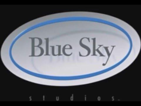 Blue Sky Studios logo with Bohbot Entertainment theme