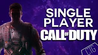 What if Call of Duty Was Single Player Only? [ChangeTheGame]