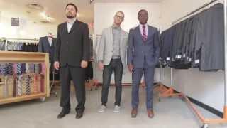 Все что должен знать каждый мужчина о костюмах.