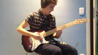 Red Hot Chili Peppers - Snow (Hey Oh) Guitar Cover