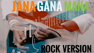 Jana Gana Mana|| Rock Version || 15 august special 2018 || Instrumental || Saswata Das