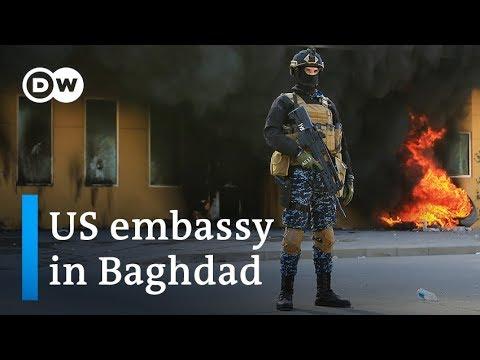 US troops fire