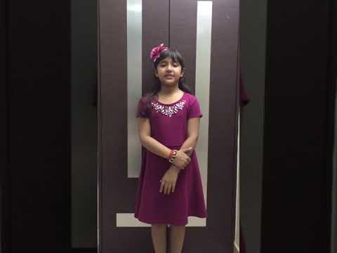 Little girl poem