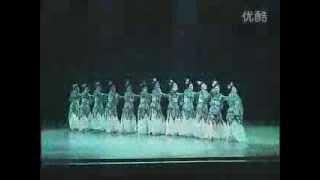 """漢舞/古典舞/傳統舞《踏歌》Traditional Folk Dance with Poetry """"Ta Ge"""""""