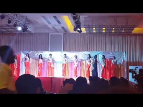 Miss India Guyana Pageant 2017 finalists