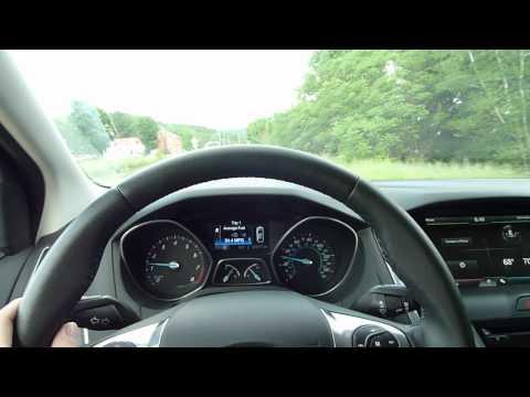 test drive after 12b37 software update 2012 ford focus. Black Bedroom Furniture Sets. Home Design Ideas