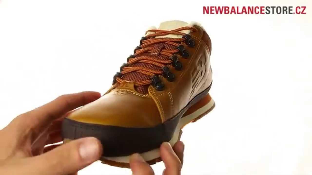 New Balance H754LFT - YouTube
