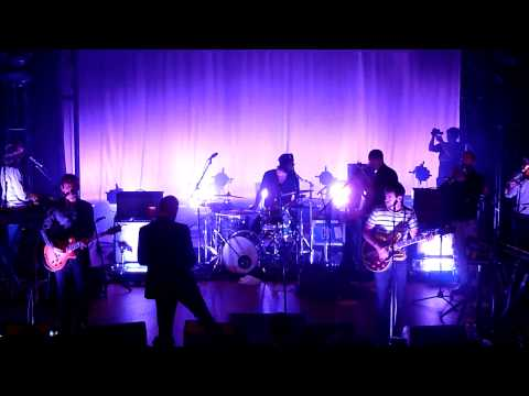 The National - Terrible Love - Pittsburgh, PA - 9/25/2010 - Carnegie Music Hall