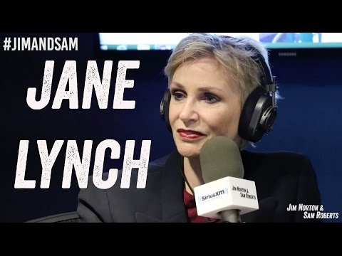 Jane Lynch stops by  - Donald Trump, Foreign Languages - Jim Norton & Sam Roberts